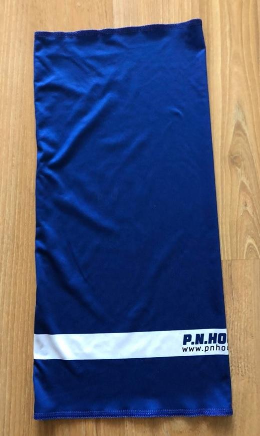 Multifunkční šátek P. N. HOCKEY BLUE