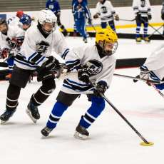 Obranné dovednosti za účasti Libora Hájka (New York Rangers)